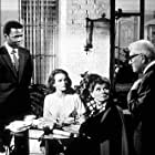 """5954-5 Sidney Poitier, Spencer Tracy, Katharine Hepburn, Katharine Houghton in """"Guess Who's Coming to Dinner"""" 1968 Columbia"""
