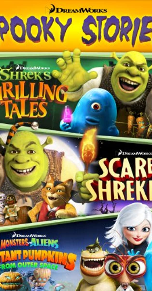 Subtitle of Dreamworks Spooky Stories