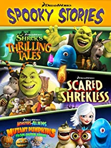 Hollywood movies 2018 free download torrents Dreamworks Spooky Stories [mts]
