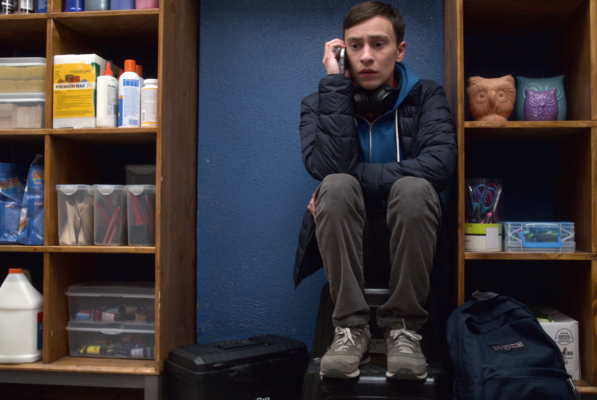 Keir Gilchrist in Atypical (2017)