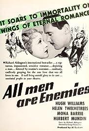 All Men Are Enemies Poster