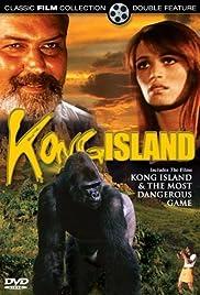 King of Kong Island Poster