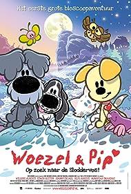 Woezel & Pip Op zoek naar de Sloddervos! (2016)