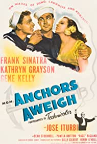 Anchors Aweigh Poster - Movie Forum, Cast, Reviews