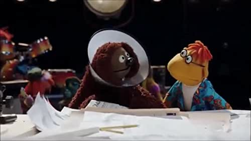 Take a sneak peek at the new Muppets show coming to ABC on Tuesdays at 8pm.