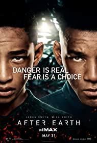 Will Smith and Jaden Smith in After Earth (2013)