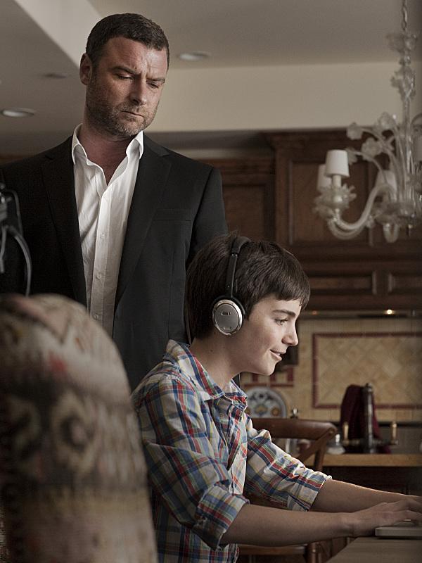 Liev Schreiber and Devon Bagby in Ray Donovan (2013)