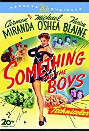 Something for the Boys Poster
