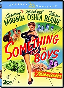 Movies website free watch Something for the Boys [mkv]
