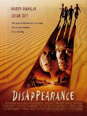 Where to stream Disappearance