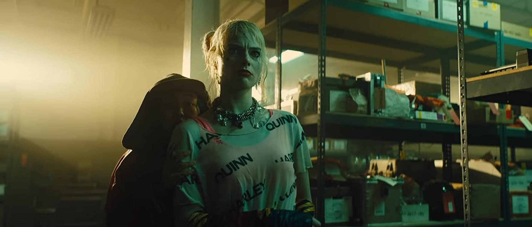 Margot Robbie and Ali Wong in Birds of Prey: And the Fantabulous Emancipation of One Harley Quinn (2020)