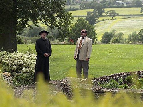 Daniel Ryan and Mark Williams in Father Brown (2013)