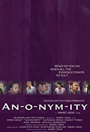 Anonymity Poster