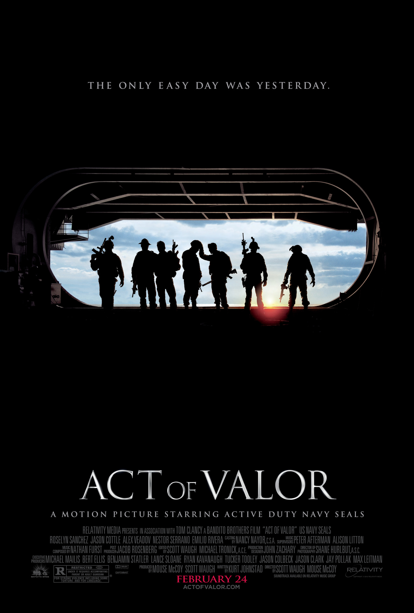 Act Of Valor 2012 Imdb
