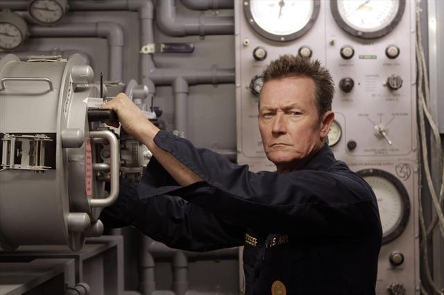 Robert Patrick in Captain (2012)