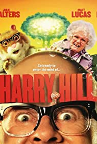 Harry Hill and Julie Walters in The Harry Hill Movie (2013)