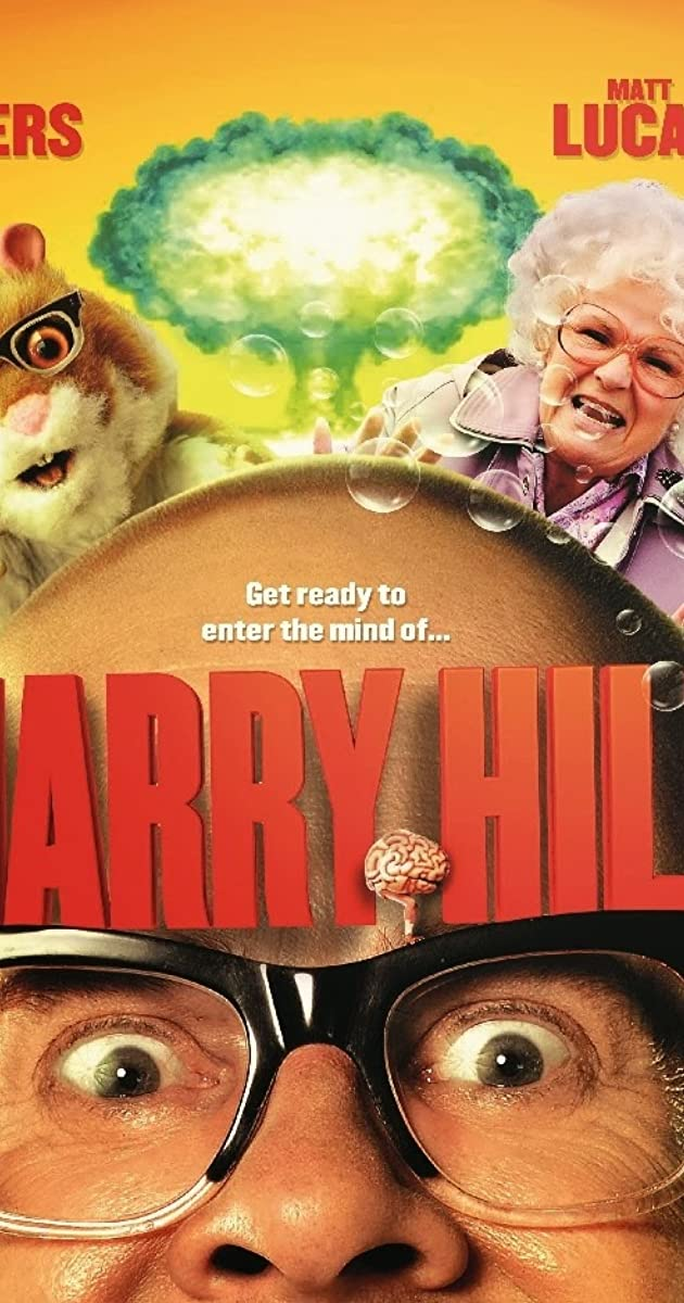 Subtitle of The Harry Hill Movie