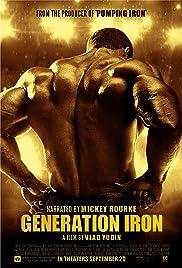 Generation Iron(2013) Poster - Movie Forum, Cast, Reviews