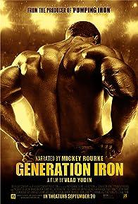 Primary photo for Generation Iron