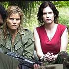 Mariel Hemingway and Jill Bennett in In Her Line of Fire (2006)