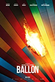 Balloon Is A German Thriller That Deals With The Crossing Of Inner Border Families Strelzyk And Wetzel From GDR To West Germany