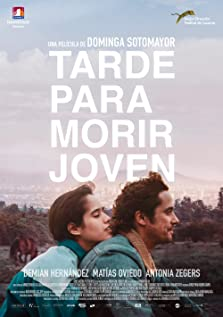Too Late to Die Young (2018)