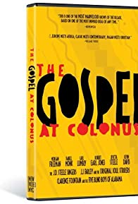 Primary photo for The Gospel at Colonus