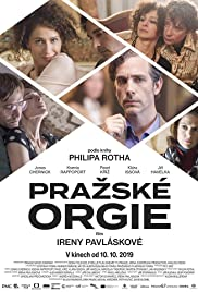The Prague Orgy Poster