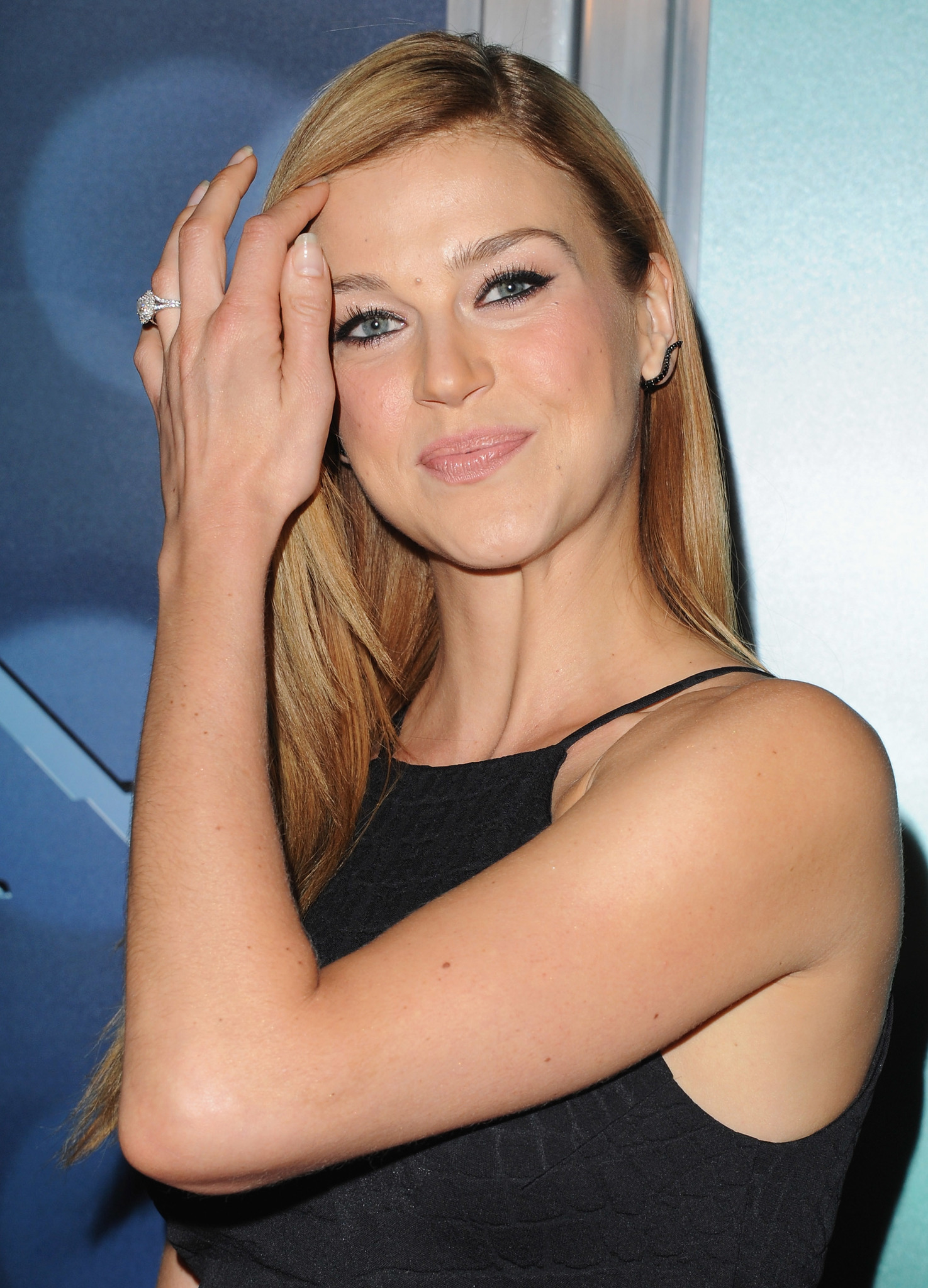 Adrianne Palicki at an event for John Wick (2014)