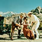Natalie Wood, Tony Curtis, and Keenan Wynn in The Great Race (1965)