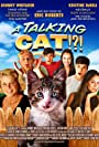 Kristine DeBell, Johnny Whitaker, Alison Sieke, Justin Cone, Janis Valdez, and Daniel Dannas in A Talking Cat!?! (2013)