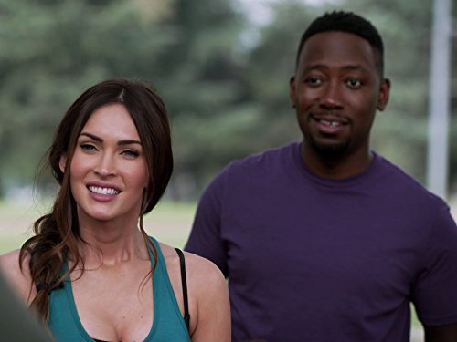 Megan Fox and Lamorne Morris in New Girl (2011)