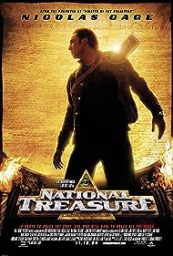 Nicolas Cage in National Treasure (2004)