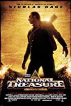 National Treasure (2004) Poster