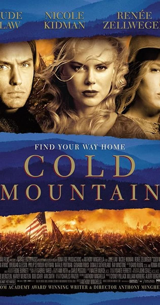 Subtitle of Cold Mountain
