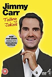 Jimmy Carr: Telling Jokes (2009) Poster - TV Show Forum, Cast, Reviews
