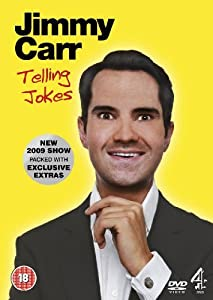 All free movie downloads Jimmy Carr: Telling Jokes [BDRip]