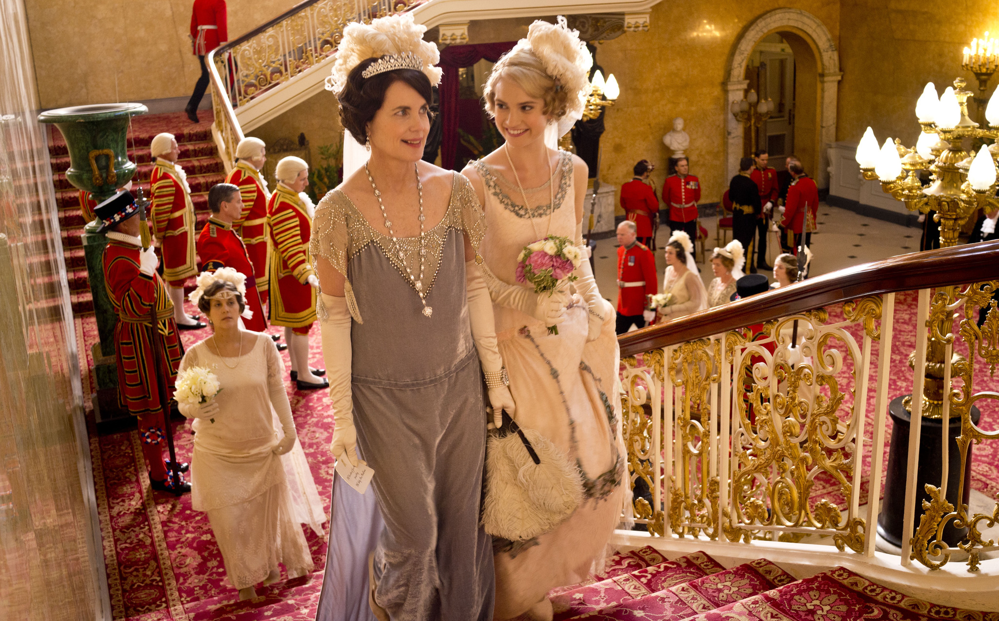 Downton Abbey\