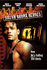South Bronx Heroes(1985) Poster - Movie Forum, Cast, Reviews