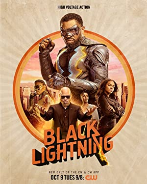View Black Lightning - Season 3 TV Series poster on 123movies