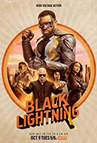 Primary photo for Black Lightning