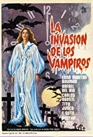 The Invasion of the Vampires Poster