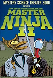 Master Ninja II Poster