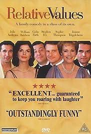 Relative Values(2000) Poster - Movie Forum, Cast, Reviews