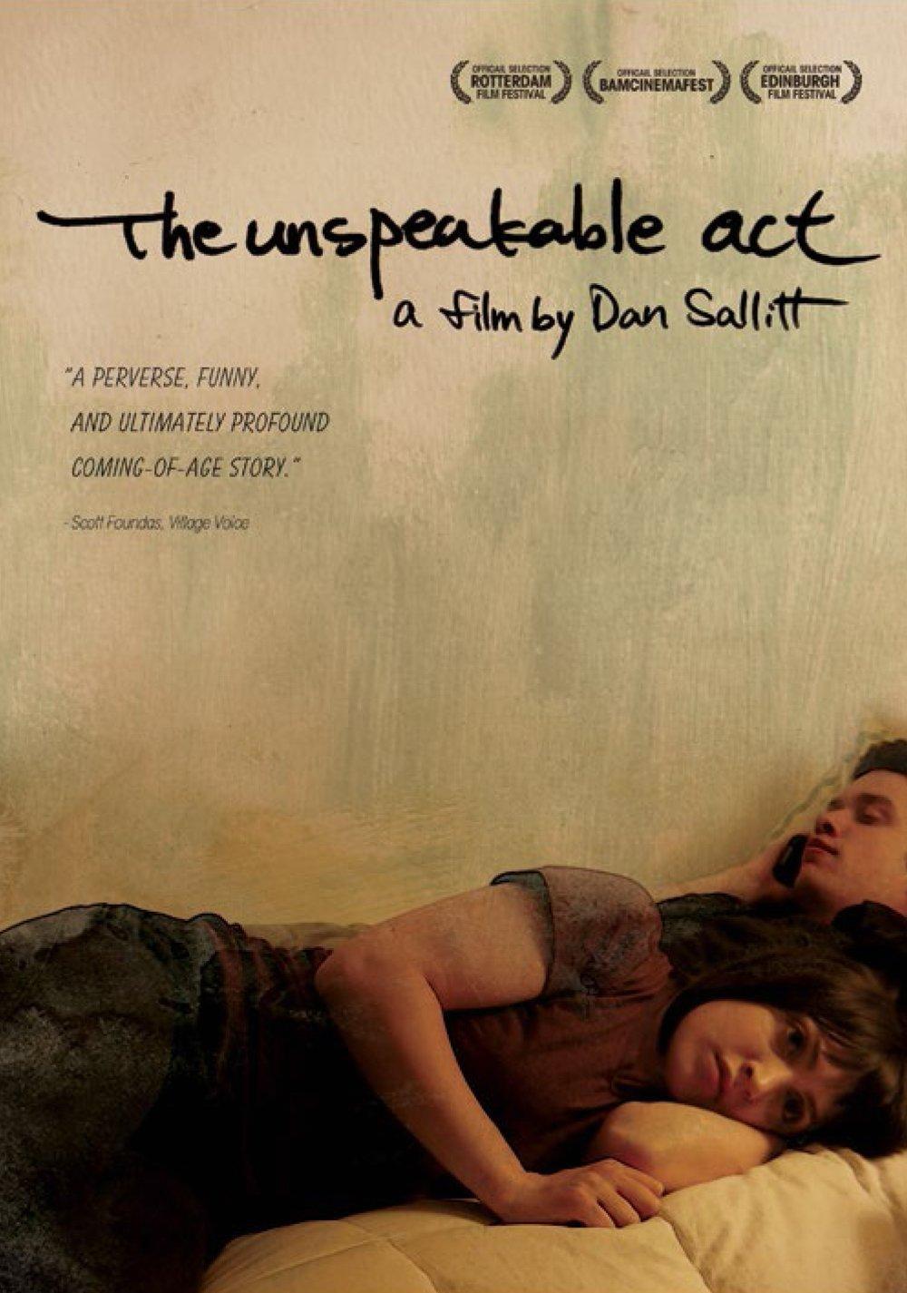 The Unspeakable Act (2012) - IMDb
