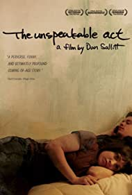 The Unspeakable Act (2013) Poster - Movie Forum, Cast, Reviews