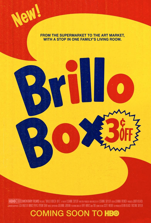 Brillo Box (3 ¢ off) (TV Short 2016) - IMDb
