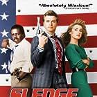 Anne-Marie Martin, Harrison Page, and David Rasche in Sledge Hammer! (1986)