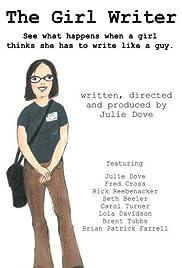 The Girl Writer Poster