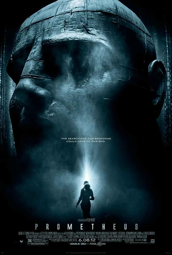 Prometheus (2012) in Hindi